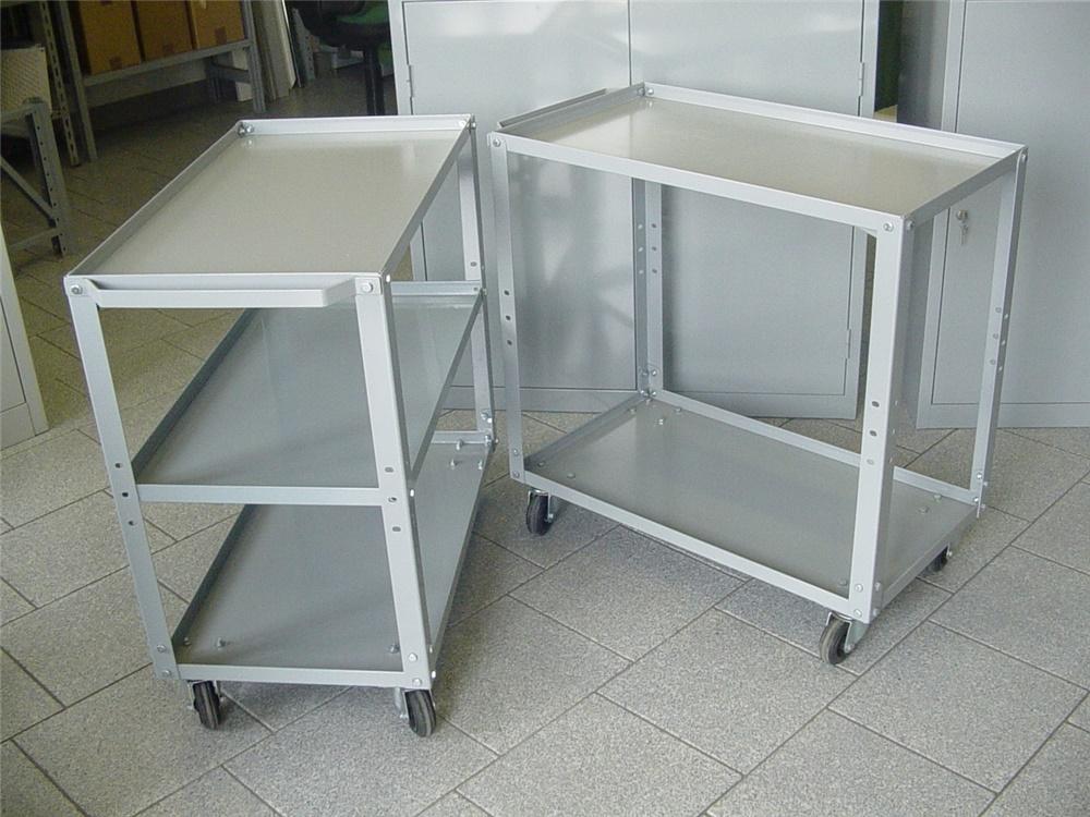 Porta utensili e carrelli